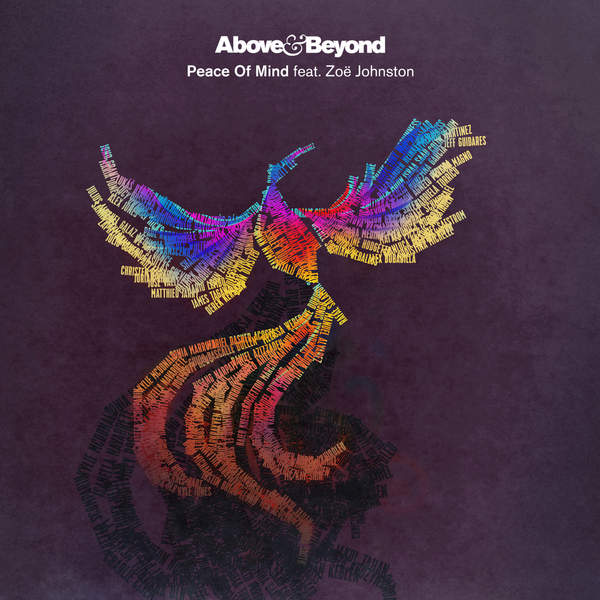 Above & Beyond - Peace of Mind (feat. Zoë Johnston) [Extended Mix] - Single [iTunes Plus AAC M4A] 2015)