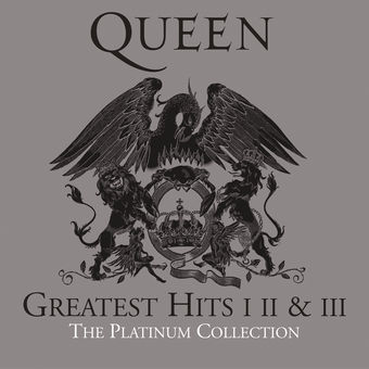 Queen – The Platinum Collection (Greatest Hits I, II & III) [iTunes Plus AAC M4A]