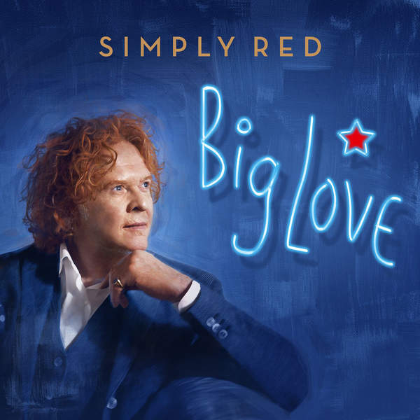 Shine On by Simply Red