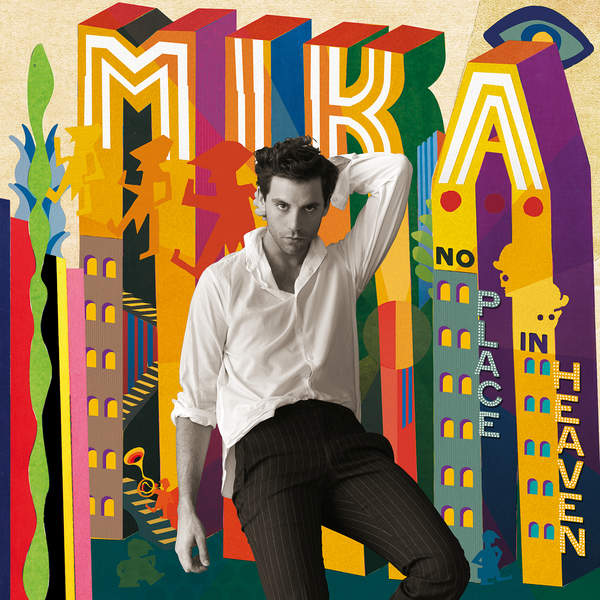 MIKA - No Place In Heaven (2015) [iTunes Plus AAC M4A]