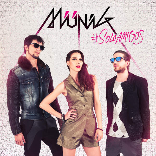 Munik - Solo Amigos - Single (2014) [iTunes Plus AAC M4A]