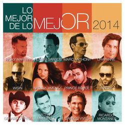 View album Lo Mejor de Lo Mejor - 2014