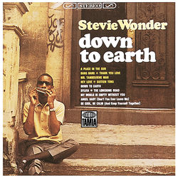 View album Stevie Wonder - Down to Earth