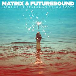 View album Matrix & Futurebound - Light Us Up (feat. Calum Scott) - Single
