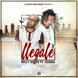 View album Willy Notez - Llegale (feat. Ozuna) - Single