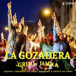 View album Grini & Jamila - La Gozadera (feat. Marc Anthony & Gente De Zona) [Arabic Version] - Single
