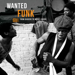 View album Wanted Funk: From Diggers to Music Lovers