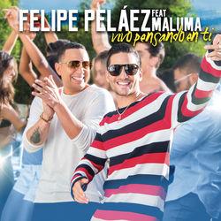View album Felipe Peláez & Maluma - Vivo Pensando en Ti - Single