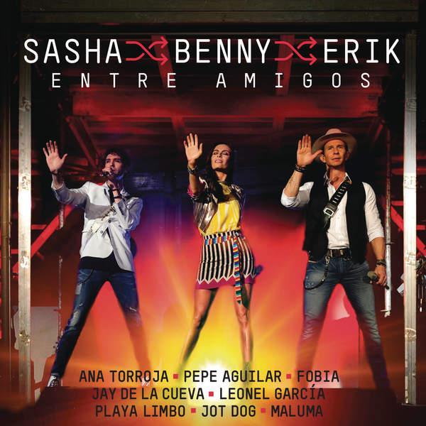 Sasha, Benny y Erik - Entre Amigos (En Vivo Entre Amigos) [iTunes Plus AAC M4A] (2016)