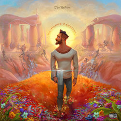 View album Jon Bellion - The Human Condition