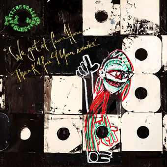 We got it from Here… Thank You 4 Your service – A Tribe Called Quest