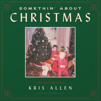 Somethin' About Christmas – Kris Allen [iTunes Plus AAC M4A] [Mp3 320kbps] Download Free