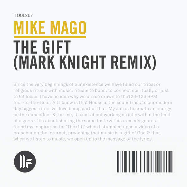 Mike Mago – The Gift – Single (2015)  [iTunes Plus AAC M4A]