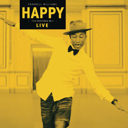 View album Pharrell Williams - Happy (Live) - Single
