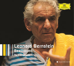 View album Leonard Bernstein & Vienna Philharmonic Orchestra - Leonard Bernstein - Beethoven: The 9 Symphonies