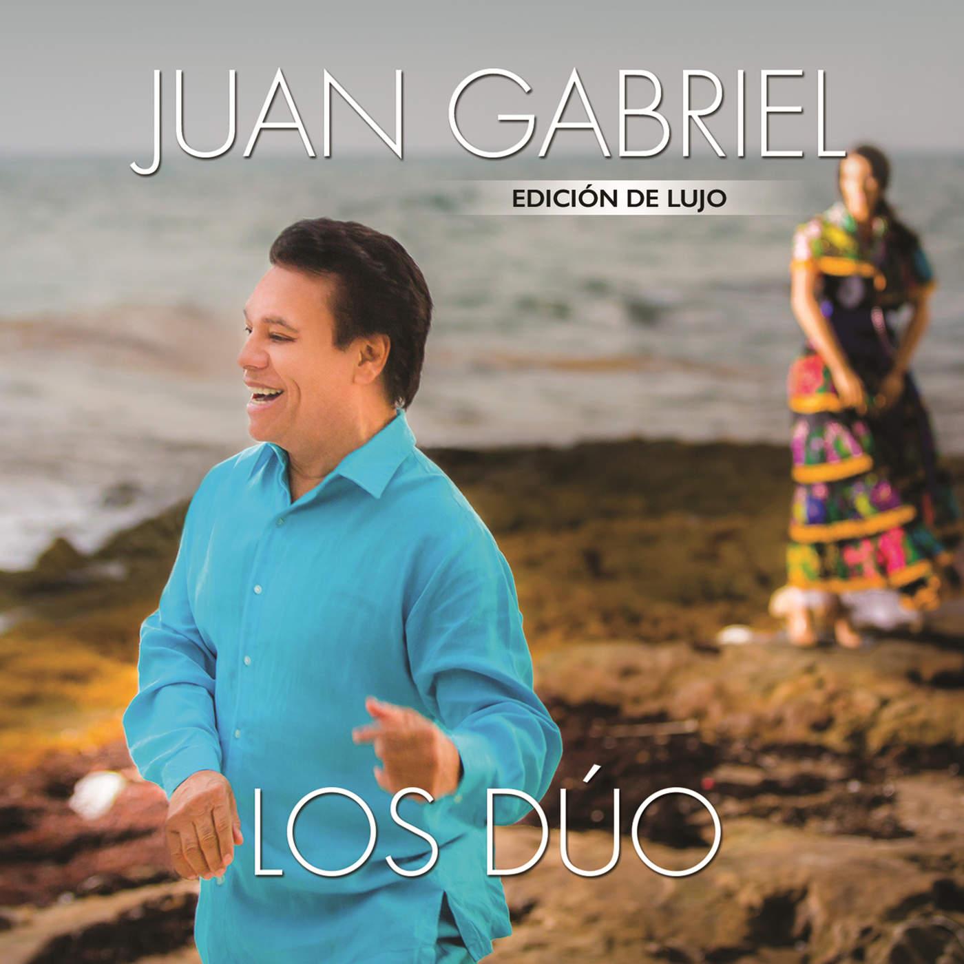 Juan Gabriel – Los Dúo (Deluxe Version) (2015)  [iTunes Plus AAC M4A + M4V]