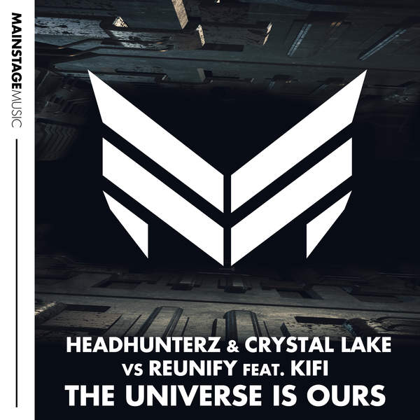 headhunterz crystal lake amp reunify the universe is ours
