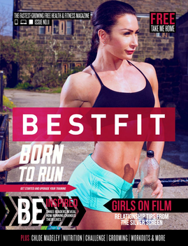 BESTFIT Magazine – 100% Free health and fitness magazine LOGO-APP點子