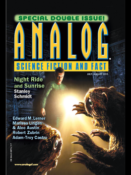 Analog Science Fiction and Fact LOGO-APP點子