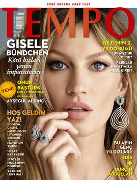 Tempo Dergisi LOGO-APP點子