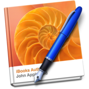 Icono de iBook Author