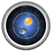 Moon Phase Gadget for Mac icon