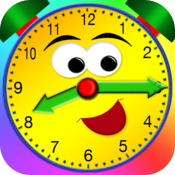 My First Clock Review icon