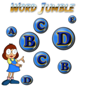 Word Jumble for Mac icon