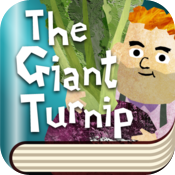 The Giant Turnip – A Kidztory Classic animated interactive storybook  Review icon