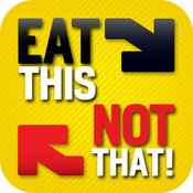 Eat This, Not That! Restaurants Review icon