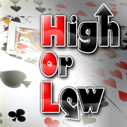 High Or Low (FREE) on the App Store on iTunes