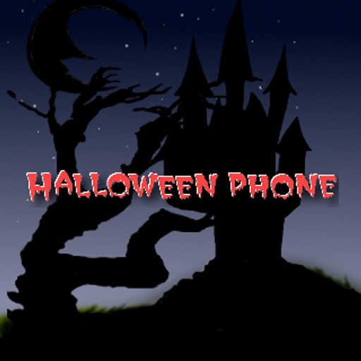 Naughty Nuts Halloween Phone