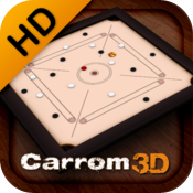 Carrom 3D for iPad Review icon