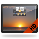 Living Weather HD - Live Wallpaper, Forecast Report & Desktop Clock
