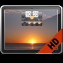 Living Weather HD - Live Wallpaper, Forecast Report & Desktop Clock