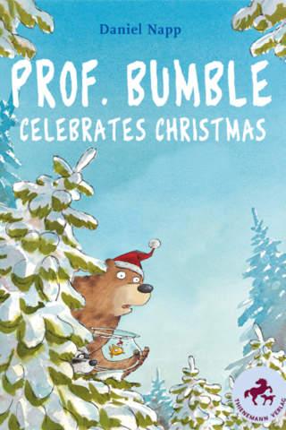 Prof. Bumble celebrates Christmas