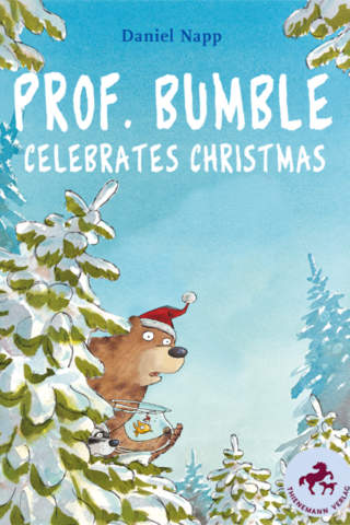 Prof. Bumble celebrates Christmas