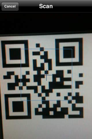 CCF Scan iPhone Screenshot 5