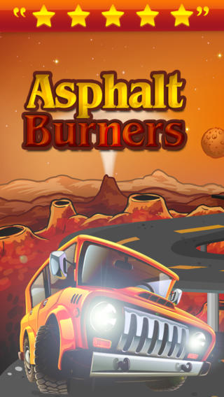 Asphalt Burners