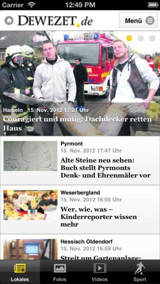 Dewezet - Deister-und Weserzeitung