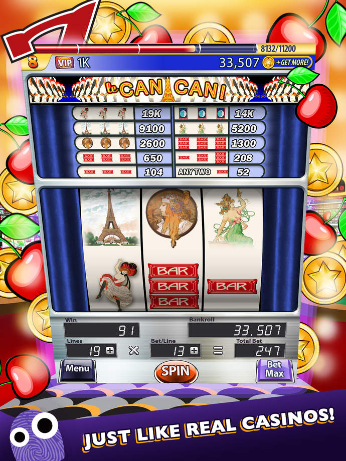 Big Win Slots™ - All New, Las Vegas Strip Casino Slot Machines - iPhone Mobile Analytics and App Store Data