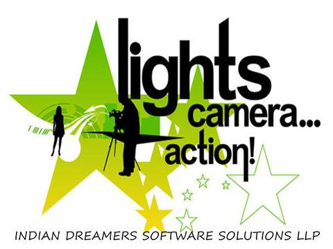 LIGHTS ACTION CAMERA