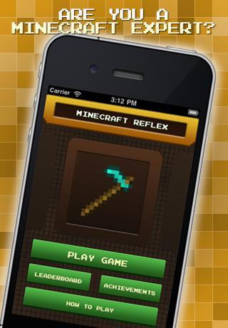 Minecraft Reflex