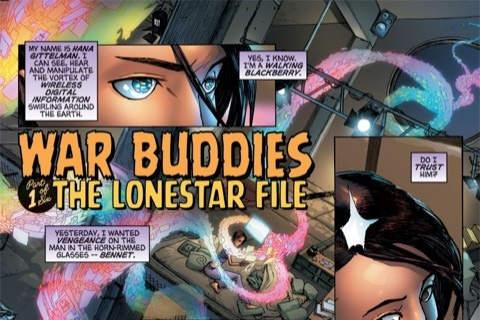 Heroes Comic Reader