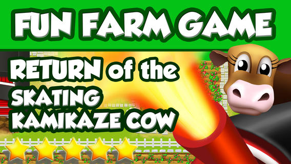 Farm Game Tower Blitz - Fun Defend Animals VS Cows Attack Shooting Game For Kids PRO