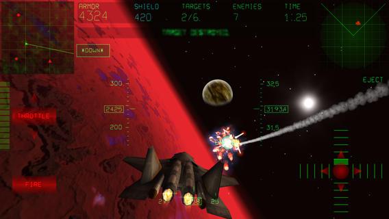 飞行战士:Fractal Combat【动作射击】