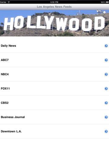 Los Angeles News Feeds