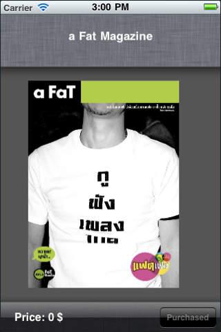 a Fat Magazine