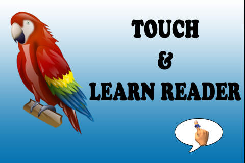 Touch and Learn Reader