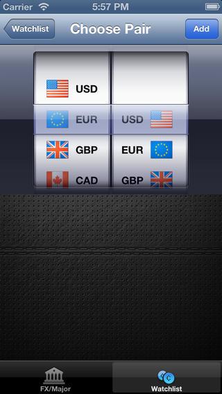 POCkeTrader iPhone Screenshot 2